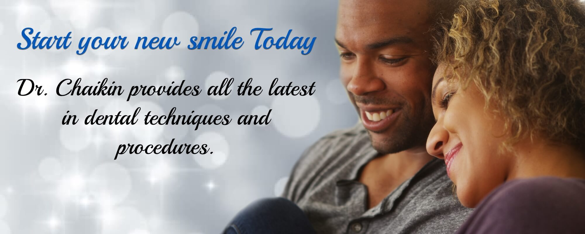 Start your new smile today at Convoy Dental Arts in Sand Diego
